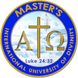 Master's International University of Divinity Official Seal